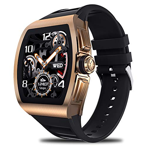Smart Watch with Female Prediction for Android and iOS Phone IP68 Waterproof Smart Wristband Watch with Running Pedometer Step Counter Sleep Tracker for Women Men Samsung Phones