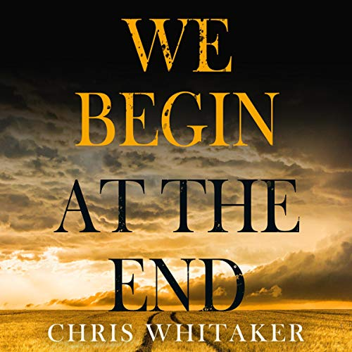 We Begin at the End cover art
