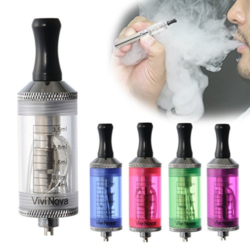 ViviNova電子タバコ用アトマイザー(グリーン)