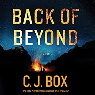 Back of Beyond audiobook cover art