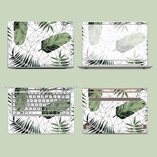 Leaves flowers landscape stickers laptop stickers laptop skin for Lenovo Ideapad 320 14ikb 310 720 L340 15IWL keyboard stickers-DIY-ideapad 720s 14ikb