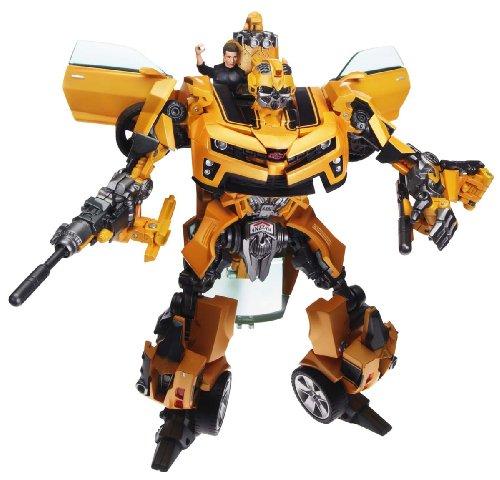 Hasbro – 89901 – Transformers Revenge Of The Fallen – Human Alliance – Bumblebee et Sam Witwicky