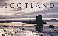 Colin Baxter Scotland Panorama Wall Calendar 2019