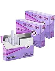 NICONON ニコノン 禁煙後の新しいカタチ。アイコス互換機 次世代ニコチン0mg加熱式スティック