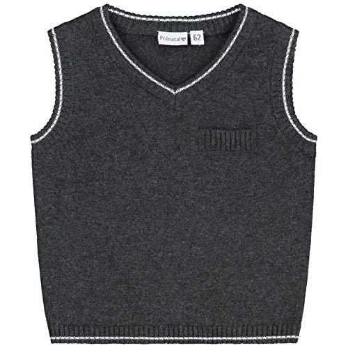 Prénatal baby-jongens trui grijs