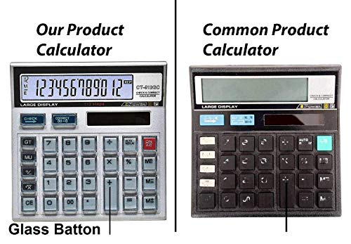 Shree Citizen CT-512 Electronic Calculator with 120 Steps Back Feature Pack of 2