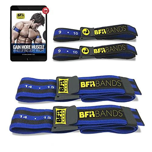 banda oclusion de la marca BFR BANDS