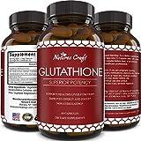 Best Glutathione Brands - Pure Glutathione Supplement Natural Skin Whitening Pills Review