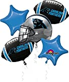Anagram BOUQUET PANTHERS, One size, Multicolor