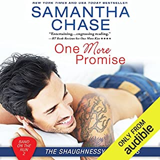 One More Promise audiobook cover art