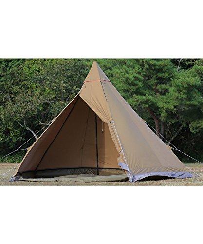 ビジョンピークス テント 大型テント チムニーティピTCテント VP160101H02