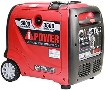 A-iPower SUA3800i Enclosed Digital Inverter Generator
