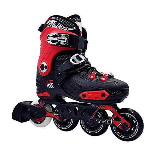 KRF New First Patin en Linea Niño Rojo (36-39 EU)