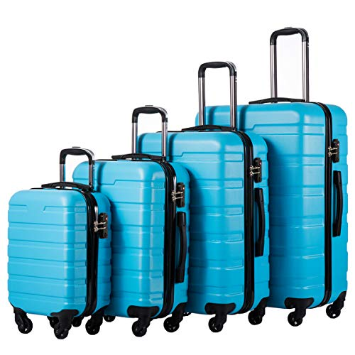 Coolife Luggage Set