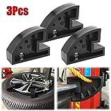 TIILU 3 Stücke Reifenentferner Reifenklemme Oberen Reifenklemme Reifenmontage Reifenmontiermaschine Ersatzteile Werkzeug Autozubehör,