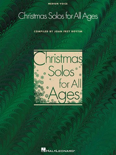 Christmas Solos for All Ages: Medium Voice