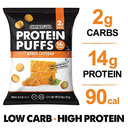 Shrewd Food Low Carb Keto Protei...