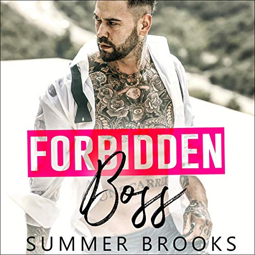 Forbidden Boss audiobook cover art
