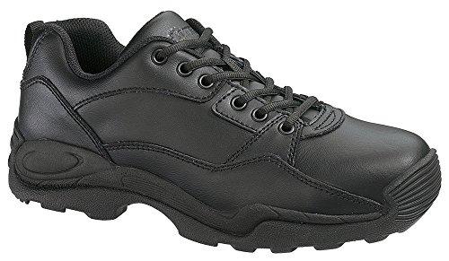Hytest Unisex Composite Toe Electrical Hazard Rated Athletic Shoe (07.5 E) Black