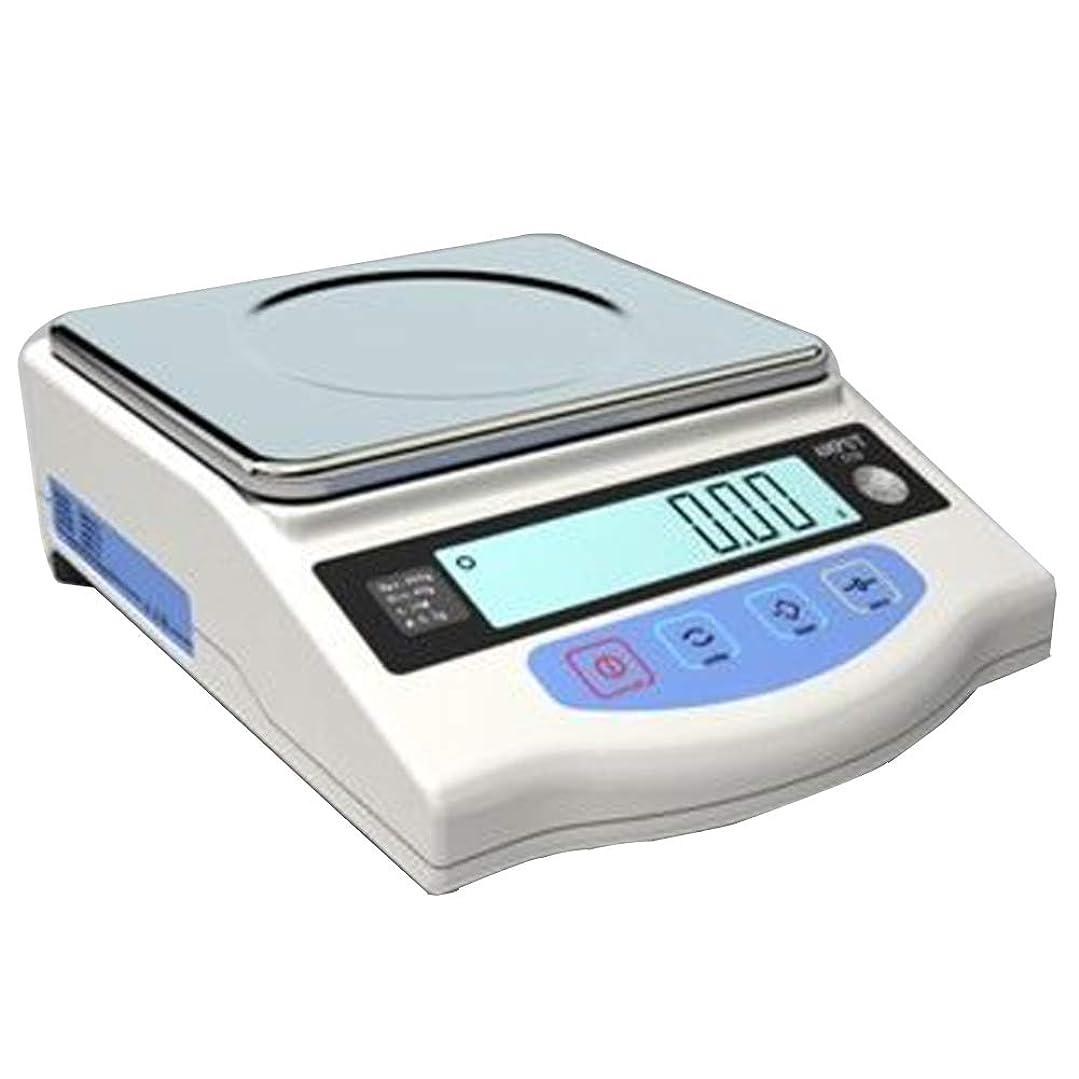 実験室、薬局または宝石商用の高精度、グリットの重量は100分の1グラムの2000 g x 0.01 g