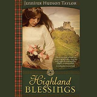 Highland Blessings audiobook cover art