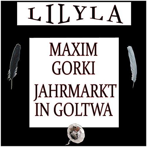 Jahrmarkt in Goltwa audiobook cover art