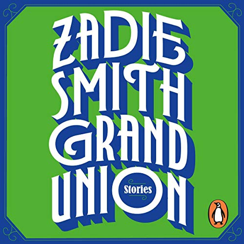 Grand Union audiobook cover art