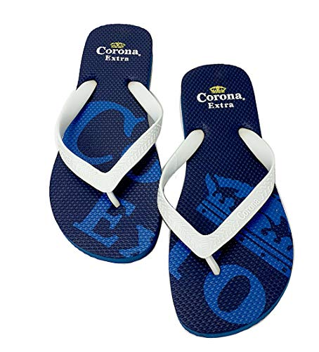 Corona Flip Flops - Badelatschen/Strandschuhe/Flip Flop in Blau von Corona, Größe 39
