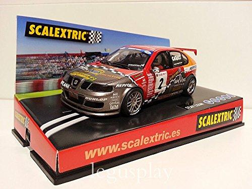 SCX Slot Scalextric 6133 Compatible Seat León...