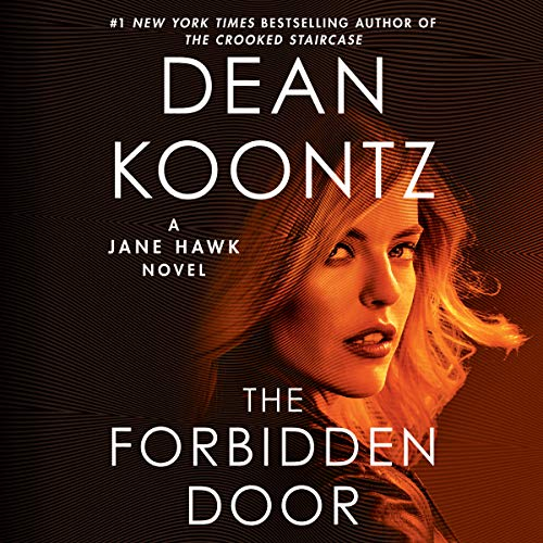 The Forbidden Door audiobook cover art