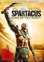 Spartacus: Gods of the Arena - Die komplette Season [Alemania] [DVD]