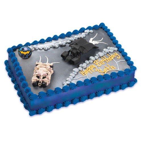 Batman The Dark Knight Rises Figurine pour gâteau