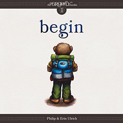 Begin audiobook cover art