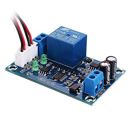 Módulo electrónico DC 12V XH-M203 AC / 10A automático de nivel de agua regulador del nivel del agua del interruptor 5pcs líquido del módulo de control de la bomba Nivel Equipo electrónico de alta prec
