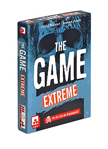 NSV - 4041 - THE GAME - Extreme - Kartenspiel