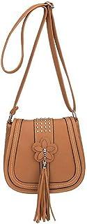 VogueZone009 Women's Bags Pu Casual Crossbody Bags,CCABO206328
