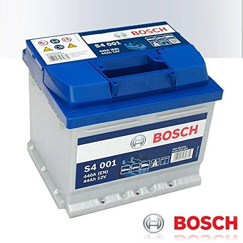 0092S40010 Batterie-Starthilfe für auto S4 Bosch 44 Ah 12 V 440 A Neue