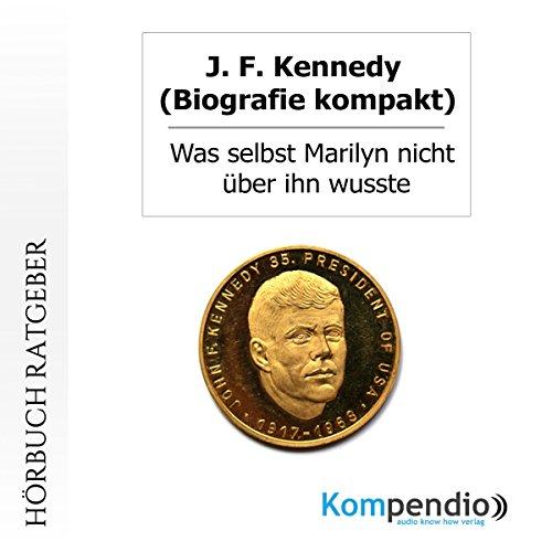 J. F. Kennedy audiobook cover art