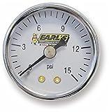 Earl's 100195ERL Fuel Pressure Gauge
