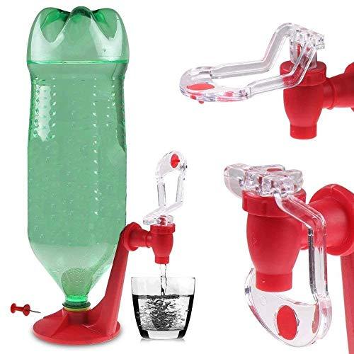 QSJi Fontaines à Boire, Maison créative Cola Fontaine à Boire Barre Gadgets de Cuisine Machines à Boissons Cola Bière Pression de commutateur de Boisson