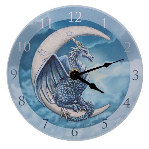 Picture Clock - Lisa Parker Wish Dragon Design