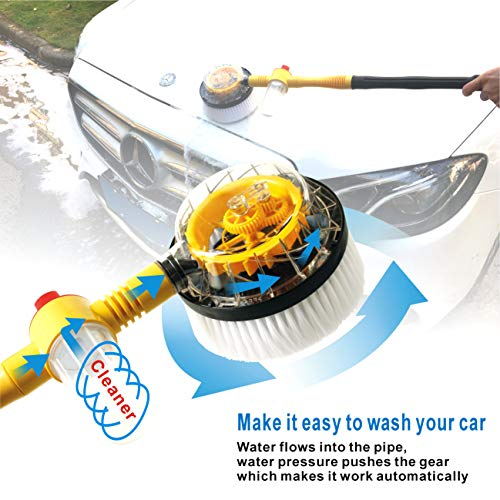 Uanlauo Car Wash Brush