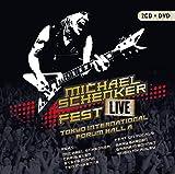 Michael Schenker: Fest-Live Tokyo International Forum Hall A (CD + DVD Video) (Audio CD (Live))