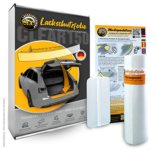 Lackschutzshop LK_AVD_VW-Caddy-IV-2K - Lámina Protectora de Pintura Transparente