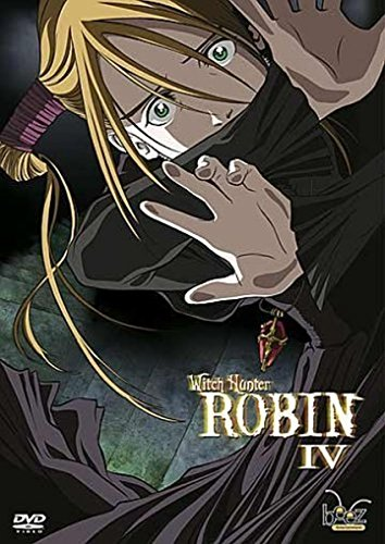 Witch Hunter Robin Vol. 4
