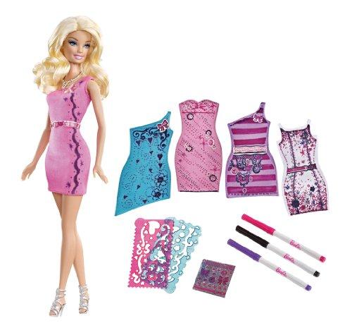 Barbie - W3923 - Poupée - Mode Designer