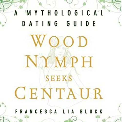 Wood Nymph Seeks Centaur audiobook cover art