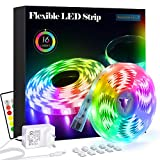 LED Strip RGB 5m LED Licht Streifen SMD 5050 Leds...