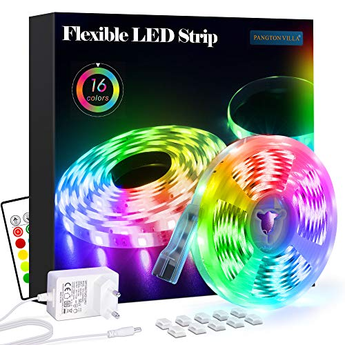 PANGTON VILLA -  LED Strip RGB 5m LED