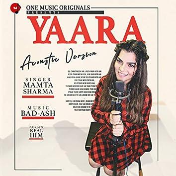 Yaara (Acoustic Version)